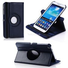 360 Rotating Case Cover Stand For Samsung Galaxy Tab 3 8 inch Tablet SM-T3100
