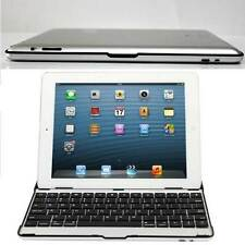 Wireless Bluetooth Keyboard Ultra-thin Metal Aluminum Case Cover for iPad 2 3 4