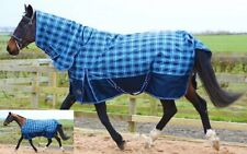 Gallop 4 in One Fly Turnout Rug with Neck & belly Cover, Face Mask, Horse & Pony