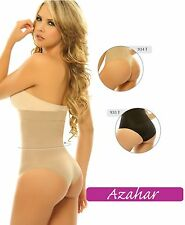 Siluet Azahar Invisible Body Suit Shapewear, Waist Abdomen Strapless Shaper