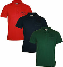 NEW MENS DIESEL POLO TShirt in Red, Navy and Green Shirt T-Shirt