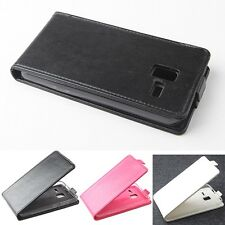 NEW Original PU leather Protective Cover Flip Case For Lenovo A850+ Smart Phone