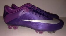 NEW Mens 7 NIKE Mercurial Vapor Superfly III Purple Soccer Cleats Boots Youth 7