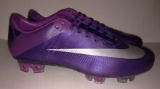 NIKE Mercurial Vapor Superfly III Purple Soccer Cleats Boots NEW Mens Youth Sz 7