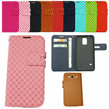 For LG G Pro For LG G2 View 2 3 LTE Vv01 Flip Cover Wallet Synthetic Leather