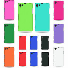 Colorful Case For Sony  Xperia Z1 Hard Rubber Snap On Accessory Phone Cover