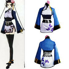 Black Butler Ran Mao Cosplay Costume Any Size Customize Top Quality