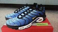 Nike Air Max Plus TN Tuned Hyper Blue 604133 475 Retro Running Shoes Trainers og