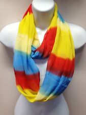 spring/summer new fashion multi color tone style infinity scarf FREE SHIPPING