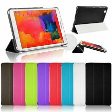 Premium Ultra Slim PU Leather Case Cover For Samsung GALAXY Tab Pro T320 8.4""