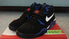 Nike Air Force 180 Charles Barkley Black/White-Royal Blue-Red 310095-011 max mid