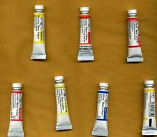 Choose 1 new tube Winsor & Newton Artists grade 5 ml. Watercolor paint  series 4