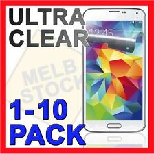 Ultra Clear Screen Protector LCD Skin Cover Film Guard for Samsung Galaxy S5 4G