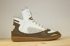 Maison Martin Margiela Lace Up High Top Sneaker White  made in italy rick ross
