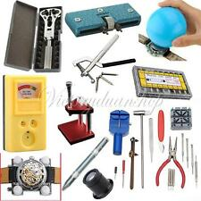 Horologe Watch Link Pins Case Opener Remover Repair Kit Tools Set For Watchmaker