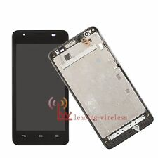 LCD Display+ Touch Digitizer Screen +Frame Assembly For Huawei Ascend G510 U8951