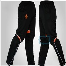 Men Gym Sport Workout Athletic Soccer Training Pants Casual Sweat Skinny Trouser
