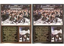 Los Angeles Kings 2014 Stanley Cup Champions Photo Plaque Justin Williams MVP
