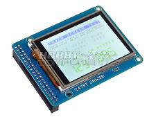 """Hobby Components UK 2.4"""" Colour TFT Touch Screen and Adapter Board for Arduino"""