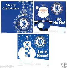 Chelsea FC Christmas Card Selection Xmas OFFICIAL Gift