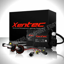 XENTEC SLIM HID Conversion Kit H4 H7 H11 H13 9003 9005 9006 H16 880 6K 5K Xenon