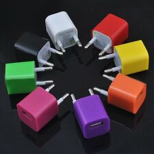 Mini Portable USB Wall Charger Adapter For Samsung Galaxy S2 S3 S4 iphone ipod