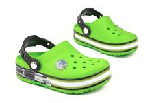Crocs Crocslights Star Wars Yoda Clog 16269-37Y New PS Youth Kids Green Shoes