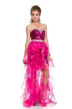 SWEETHEART BEADED SEQUIN DRESS Prom Sweet 16 Homecoming Quinceanera Wedding 2841