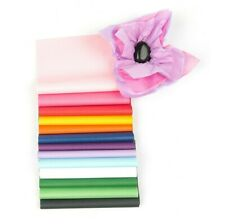 """Coloured Tissue Paper Reams - High Quality Pure MG 500mm x 750mm (20"""" x 30"""")"""