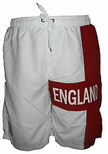 MEN'S ENGLAND FA OFFICIAL FUNKY STUNNING BOARD/SWIM SHORTS