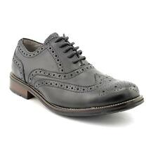Steve Madden Ethin2 Mens Wingtip Leather Oxfords Shoes New/Display