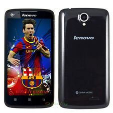 "Original Lenovo A388t 5.0"" Big Screen Quad Core 1.2G Android 4.1 5MP Smartphone"