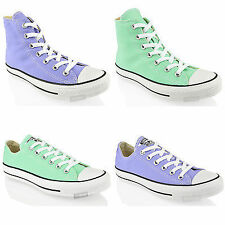 CONVERSE ALLL STAR CHUCK TAYLOR CANVAS HI LO TOP SKATE TRAINERS BOOTS SHOES SIZE