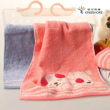 1lot = 2pc safety standard kids towel kids animal towels T1161H 100% cotton