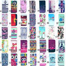 Cartoon Flip Wallet Leather Stand Case Cover For Samsung Galaxy Core i8260 i8262