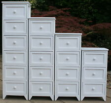 ***TAKE YOUR PICK*** RANGE OF 3, 4, 5 & 6 DRAWER STORAGE UNITS - fully assembled
