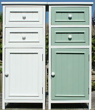 ***SHAKER STYLE*** 2 DRAWER & 1 DOOR STORAGE UNITS ***FULLY ASSEMBLED***