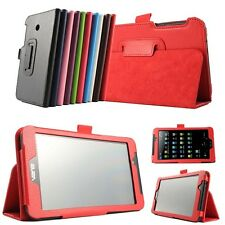 """PU Leather Case Stand Cover For Asus FonePad FE170CG 7"""""""