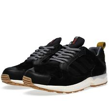Adidas Originals ZX 5000 Trainer (D67353) Black Suede