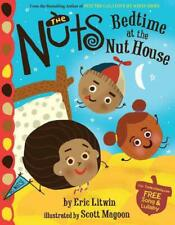 NEW The Nuts: Bedtime at the Nut House by Eric Litwin Hardcover Book (English) F
