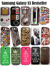Choice Mobile Phone Cover Case Hard for Samsung Galaxy S3 Best Se Ller