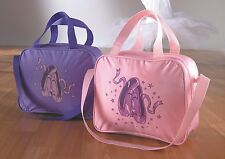 BALLET SHOE  BAG... GREAT FOR THE LITTLE BALLERINA..PINK OR LILAC