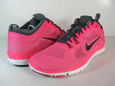 WMNS NIKE FREE 5.0 TR FIT 4 Hypr Pnk/ Drk Gry -629496 600- RUNNING