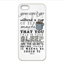 Custom One Direction Little Things Cell Phone Case Cover for Iphone 4 4S 5 5S 5C