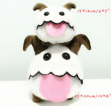 1X LOL League of Legends Poro Plush Toy Stuffed Baby Doll Cute Anime Gift New