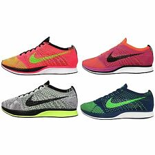Nike Flyknit Racer 2014 Mens Lightweight Runner Fashion Shoes Sneakers Pick 1