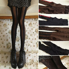 Hot Thick Women Stockings Sexy Flowers Printed Jacquard Tights Pantyhose