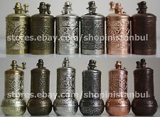 "4"" Traditional Turkish Pepper Grinder Mill.  High Quality!"