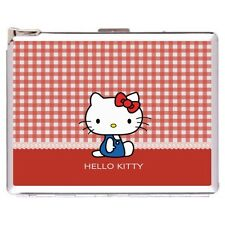 New Hello Kitty Cigarette Money Card Case Box Holder with Lighter