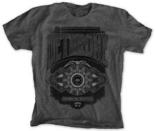 Dethrone The Certificate T-Shirt - Charcoal Heather